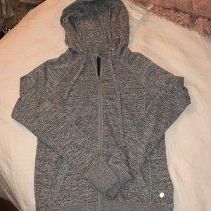 90 Degrees Zip Up sweatshirt